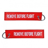 PORTE CLE RED KEYCHAIN