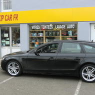 """Jante Monaco 595 18"""" sur Audi A4"""