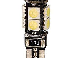 T10 5w5 led blanche super puissante