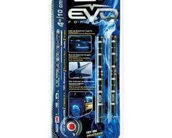 LED STRIPES BLUE 10