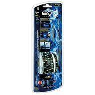 LED STRIPES BLUE 100