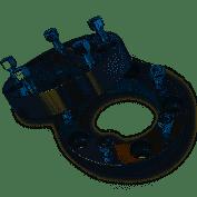 Elargisseurs 4x4 30 / 35 / 40mm