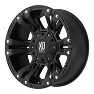 KMC 822 noir mat