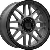 KMC135 gris mat