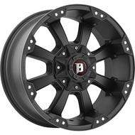 BALLISTIC 845 noir