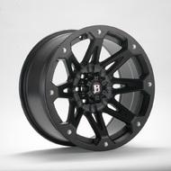 BALLISTIC 841 noir génération 2