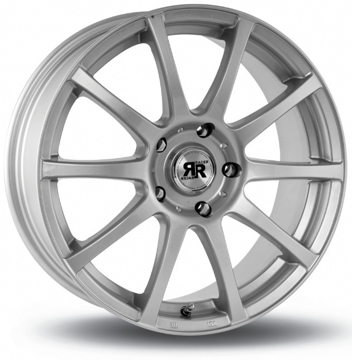 JANTE RACER AXIS SILVER EDITION ARGENT
