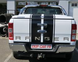 EKIP CAR FR création et pose logo Ranger chromé