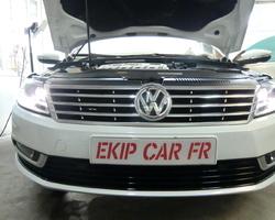 EKIP CAR FR Covering calandre passat cc